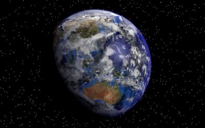 Vivi la Terra dallo spazio