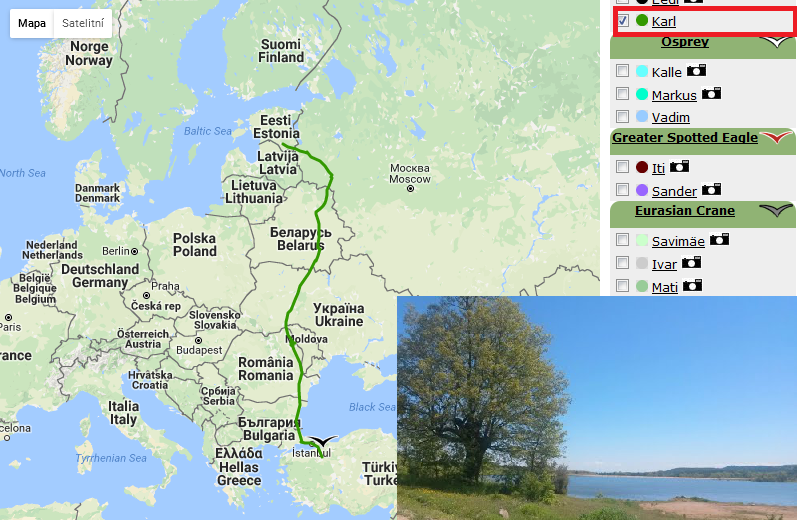 Karl migrace den 44-49