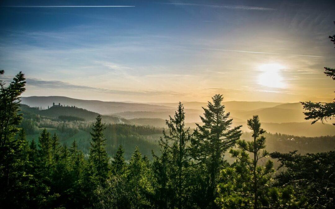 Krásy divoké Šumavy – Národní park Šumava
