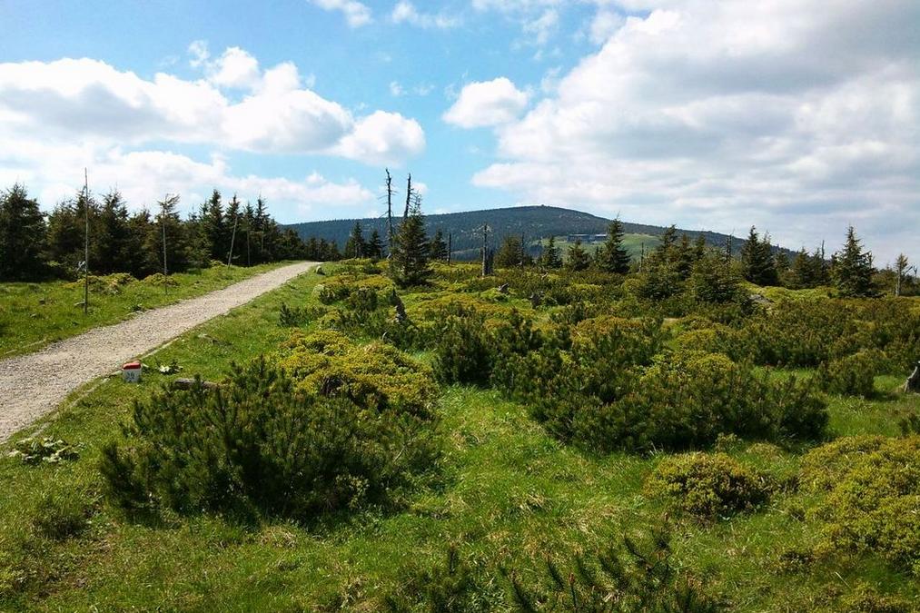 Krásy Krkonoš – Krkonošský národní park