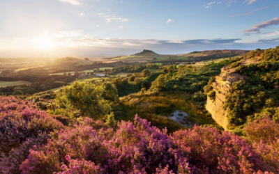 Parc national des North York Moors, Angleterre