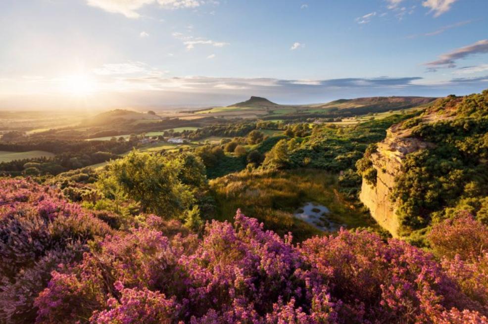 Národní park North York Moors, Anglie