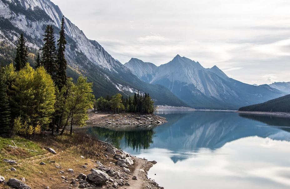 Krása divoké Kanady – Národní park Jasper