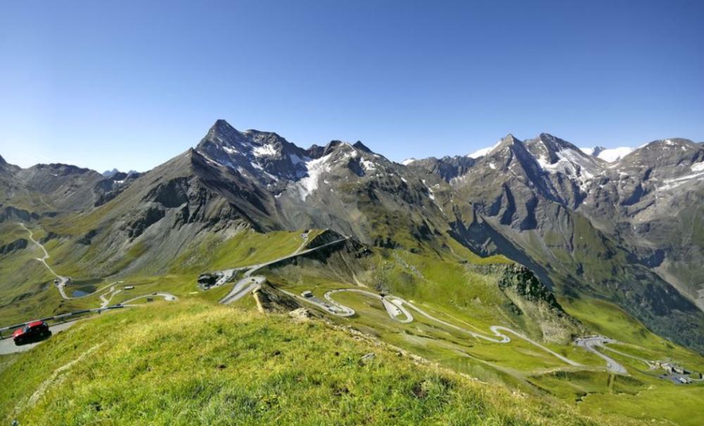 Národní park Vysoké Taury / Hohe Tauern, Rakousko